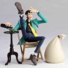 Look Look Kaiyodo REVOLTECH Yamaguchi 129 Lupin the Third 1st Series Figure @eBay! http://r.ebay.com/P1nTXF #http://stores.ebay.com/ANIME-SHINONOMEDOU