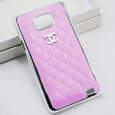 Pink Chanel cover.