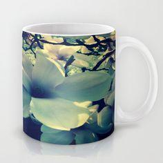 Magnolias flowering Mug