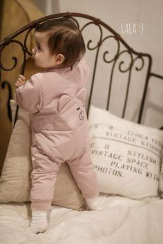Bear Padding Suit - - Lala #kid #kids #kidsfashion #instafashion #kidsclothing #kidswear #kidsstyle #kidslook #girllook #momlook #boylook #cute #beautiful #cutekid #baby #girl #girls #fashion #Lala #Kfashion #Kfashion4kids #kkami #lala