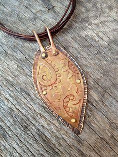 Bronze and copper