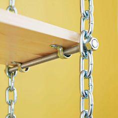 Chain & Conduit Shelving
