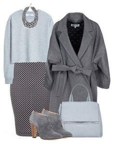 Модная юбка карандаш, с чем носить. Идеи образов с юбкой карандаш. Как сочетать юбку-карандаш