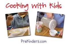 Kid Recipes: Cooking with Kids