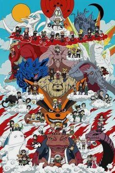 Naruto Shippuden Sasuke, Naruto Kakashi, Anime Naruto, Naruto Comic, Otaku Anime, Fan Art Naruto, Naruto Sasuke Sakura, Naruto Cute, Naruto Amor