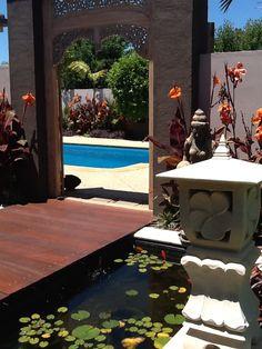 Balinese Garden - Designed by Melisa Dixon