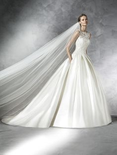 Svatební šaty Pronovias Pranette