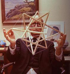 Buckminster Fuller in einestages.