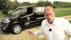 Nieuwe Opel Vivaro rij impressie ( road test ) 2014 / 2015