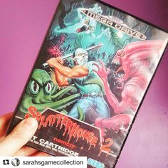 #Repost @sarahsgamecollection  Splatterhouse 2. My Mum's fave game. Let's see a hand for parents who game!  - Gameleaks.net - - #mothersday #sega #retrogamer #retrogaming #gamecollection #gamecollector #videogames #gaming #gamer #games #megadrive #segagenesis #twitch #youtuber #youtubegaming #gamersunite