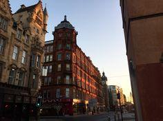 Sunrises, Familiar Neighborhoods, Old Books, and Enchanted Castles