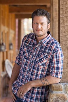 Blake Shelton....Born and raised in Ada, OK...