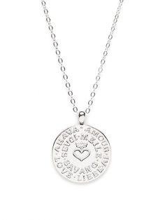 silver love disk