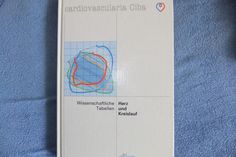 ciba - Herz und Kreislauf Cover, Ebay, Chart, Literature, Heart, Knowledge, Slipcovers