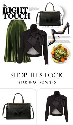 """""""STYLED BY LIZ"""" by elizabethhorrell ❤ liked on Polyvore featuring Dasein, Alice + Olivia, polyvoreeditorial and polyvorestyle"""