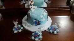 Frozen cake / cookies