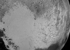 #Astronomy: Mathematical Model Explains #Pluto's Frozen #Heart