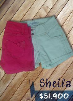 Short Sheila