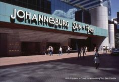 Johannesburg Sun Sun City South Africa, Johannesburg Skyline, Sun Projects, Abandoned Buildings, Travel Goals, Landscape Photography, History, Cityscapes, Childhood Memories
