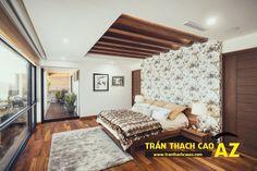47 mẫu trần thạch cao phòng ngủ vợ chồng đẹp lịm, ai nhìn cũng thích