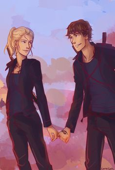 Emma Carstairs and Julian Blackthorn The Dark Artifices
