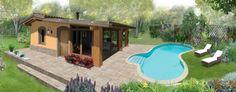 Offerta casa prefabbricata   Casa cemento legno € 75.000 MIA CASE MOBILI