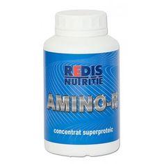 Amino - R este un produs de calitate superioara, natural, cu un procent si raport optim de aminoacizi esentiali si dipeptide, care asigura o nutritie proteica completa si este asimilat total.