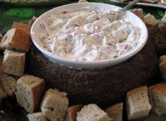 Rye Bread Dip – Recipe