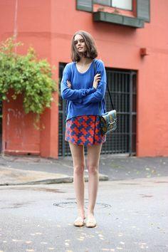 Chloé Hill( クロエヒル)に学ぶ★上品スカートの着こなし方ベスト10