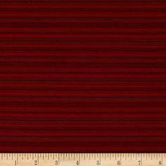 Designer Jersey Knit Yarn Dyed Stripe Fuchsia/Brick