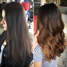 Trendy Hair Color Caramelo Hairstyles Ideas Trendy Hair Color Caramelo Hairstyles Ideas Source by . Black Cherry Hair, Black Hair Ombre, Red Blonde Hair, Ombre Hair Color, Gold Blonde, Light Blonde, Brown Hair, Cabelo Ombre Hair, Balayage Hair