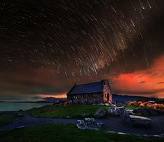 The Church of the Good Shepherd by Weerapong Chaipuck