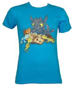 How To Train Your Dragon Story Time T-Shirt   Amazon.com