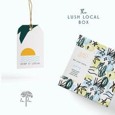La La Local Branding by Little Trailer Studio