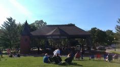 Niles Riverfront Amphitheater - tons of free outdoor show in the summer