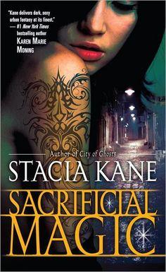 Sacrificial Magic (Downside Ghosts Series #4)by Stacia Kane