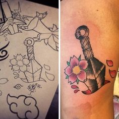 27 Naruto Tattoos To Literally Die For | Tattoodo