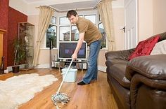 How to Clean a House With Homemade Remedies