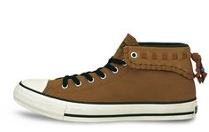 Converse Chuck Taylor All Star Turndown from Converse Japan