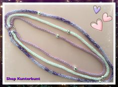 Strickliese Beaded Necklace, Personalized Items, Jewelry, Nice Asses, Jewellery Making, Jewerly, Pearl Necklace, Jewelery
