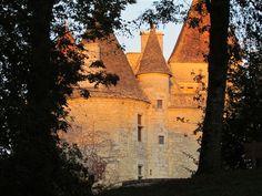 Chateau des Milandes, Lot - France  Dernière demeure de Josephine Baker