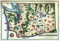 old state maps - Google Search