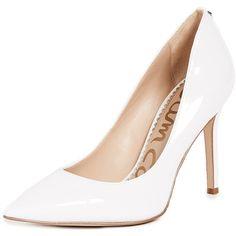 042f782ebf2 Sam Edelman Hazel Pumps ( 120) ❤ liked on Polyvore featuring shoes