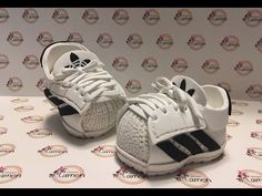 Zapatillas Adidas Superstar, Foam Crafts, Doll Shoes, Adidas Sneakers, Baby Shoes, Dolls, Kids, Clothes, Youtube
