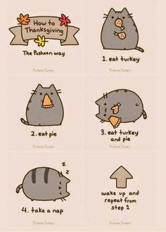 Sparklegirl: Thanksgiving Crazy Cat Lady, Crazy Cats, Fat Cats, Cats And Kittens, Fat Kitty, Pusheen Stormy, Pusheen Love, Pusheen Stuff, Pusheen Plush