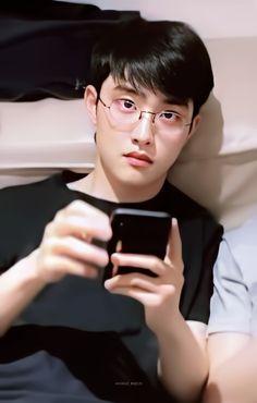 Image about kpop in # EXO by ✰ on We Heart It Kyungsoo, Kaisoo, Chanbaek, Exo Ot12, Exo Chanyeol, Kim Kai, Photographie Portrait Inspiration, Exo Album, Exo Official