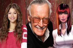 Spider-man: Homecoming – Stan Lee fala sobre Zendaya como Mary Jane