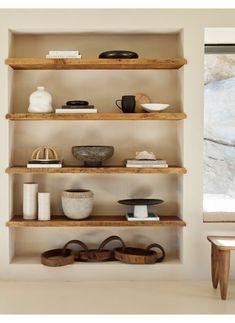 Interior Decorating, Interior Design, Cob House Interior, Design Interiors, Wooden Decor, Home And Living, Home Accessories, Living Room Decor, Kitchen Decor