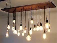 DIY wooden lights - Love this.