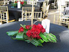 #redroses #corporate.event #roses
